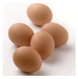 Eggs 700gm - 1 Doz - FREE RANGE