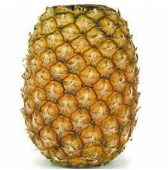 Pineapple Topless - each